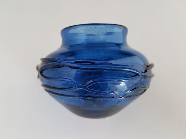 Blaue Trinkschale 6. Jahrhundert